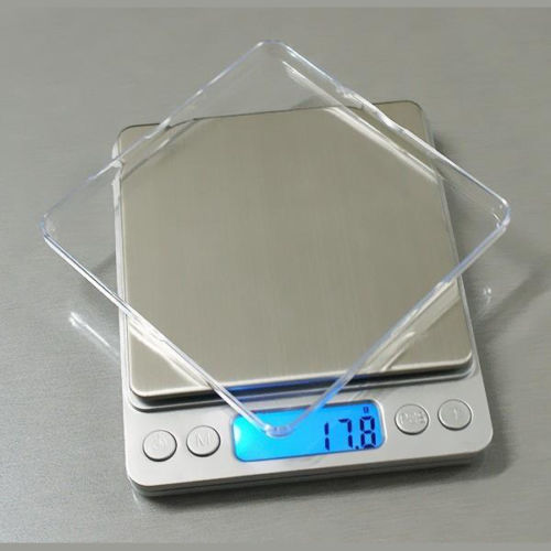Precision 3000g x 0.1g Digital Scale Balance (980)