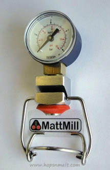 MattMill™ Flip-Top Manometer (1036)