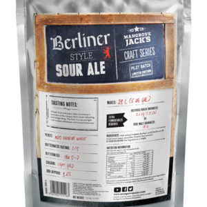 Mangrove Jack's Craft Series Berliner Style Sour Ale (1204)