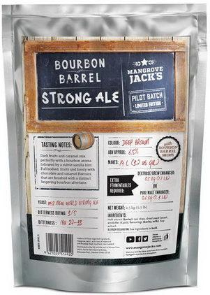 Mangrove Jack's Bourbon Barrel strong Ale - 2.5kg (1183)