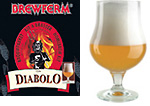 beer kit BREWFERM diabolo for 9 l (025)