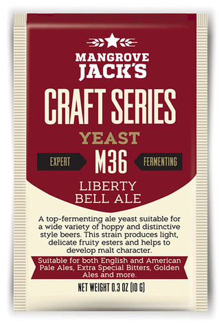 MANGROVE JACK'S M36 Liberty Bell Ale (1080)