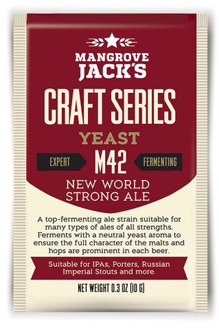 MANGROVE JACK'S M42 New World Strong Ale (1079)