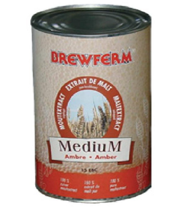 BREWFERM Medium 1,5 kg MALÁTAKIVONAT (401)