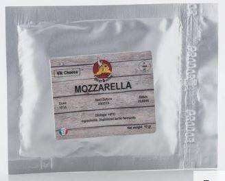 Mozzarella Sajtkultúra 10 Liter tejhez  (1332)
