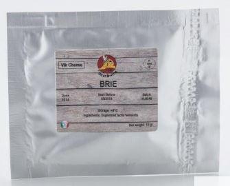 Olasz Brie sajtkultúra 10 L tejhez  (1339)