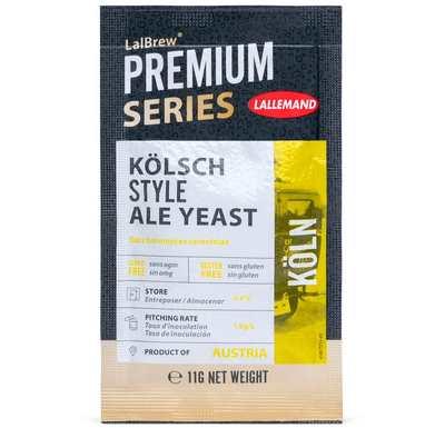LALLEMAND Kölsch, sörélesztő 11 g  (3031)