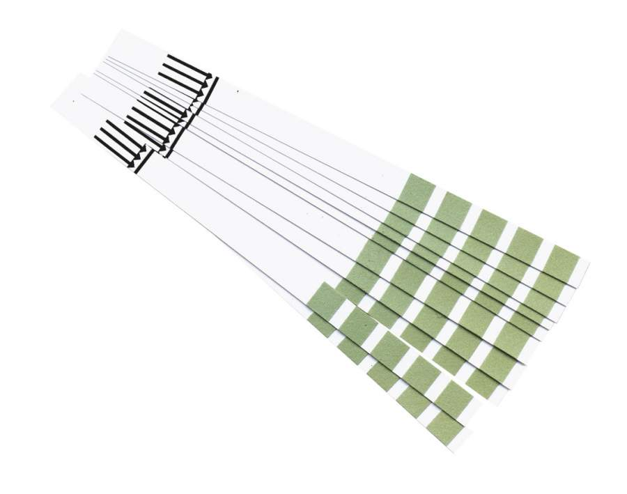 hardness-strips for water, 10 strips (992)